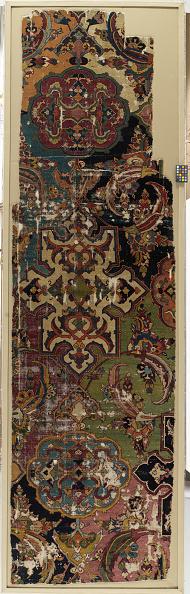 Rug「Khurasan Carpet Fragment」:写真・画像(13)[壁紙.com]