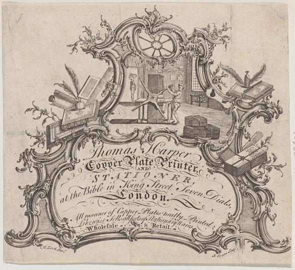 Manufacturing Equipment「Trade Card For Thomas Harper」:写真・画像(3)[壁紙.com]