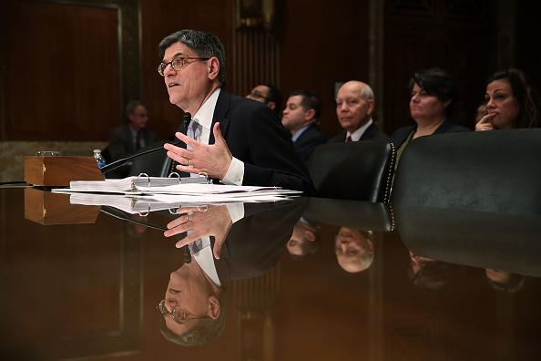 Alex Wong「Treasury Secretary Jack Lew Testifies To Senate Appropriations Committee On Treasury Dept. Budget」:写真・画像(17)[壁紙.com]