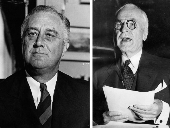 Franklin Roosevelt「(FILE) In Profile: 100 Years Of US Secretaries Of State」:写真・画像(5)[壁紙.com]