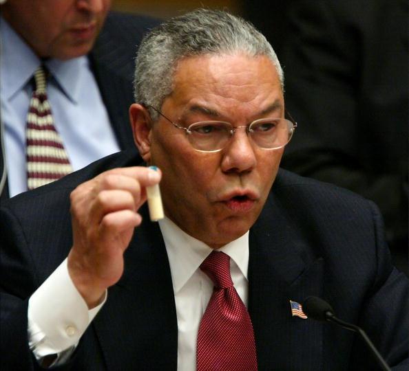 Patriotism「Colin Powell Address UN Security Council」:写真・画像(1)[壁紙.com]