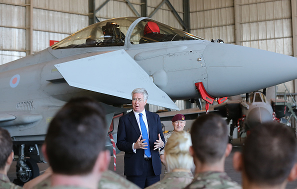 Republic Of Cyprus「British Fighter Jets At RAF Akrotiri in Cyprus」:写真・画像(19)[壁紙.com]