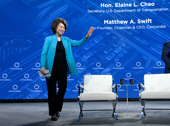 Elaine Chao「The 2018 Concordia Annual Summit - Day 1」:写真・画像(8)[壁紙.com]