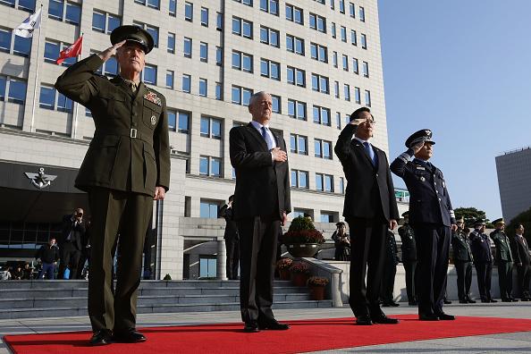 United States Department of Defense「US Defense Secretary James Mattis Hold Security Consultative With South Korean Defense Minister」:写真・画像(17)[壁紙.com]