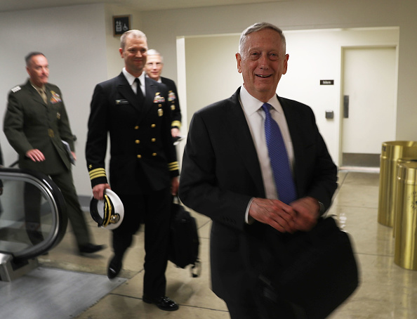 USA「Senators Receive Closed Briefing On ISIL」:写真・画像(14)[壁紙.com]