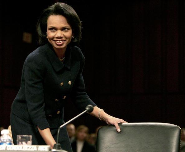 Joshua Roberts「Rice Testifies Before Senate Foreign Relations Committee」:写真・画像(11)[壁紙.com]