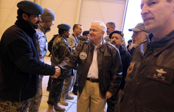 Kabul「Defense Secretary Gates Travels To Afghanistan」:写真・画像(3)[壁紙.com]