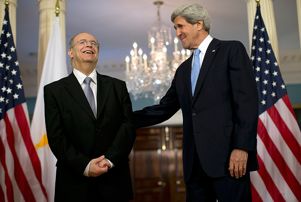 Republic Of Cyprus「Kerry Meets With Cyprus Foreign Minister Ioannis Kasoulides At State Dep't」:写真・画像(15)[壁紙.com]