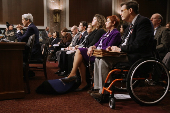 John Kerry「Kerry Testifies On Convention On The Rights Of Persons With Disabilities」:写真・画像(4)[壁紙.com]