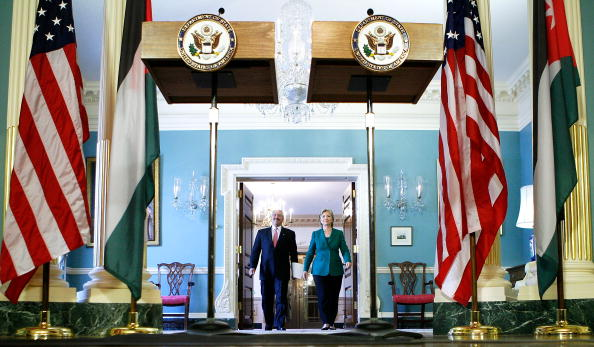 Alex Wong「Clinton Meets With Jordanian Foreign Minister」:写真・画像(19)[壁紙.com]
