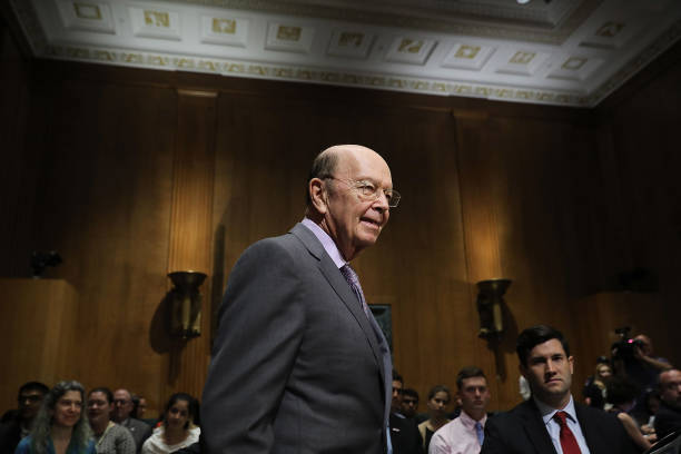 Commerce Secretary Wilbur Ross Testifies To Senate Finance Committee On Current And Proposed Tariffs:ニュース(壁紙.com)