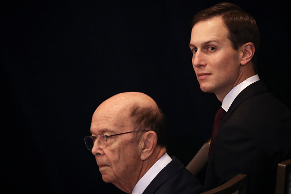 Wilbur Ross「President Trump Holds News Conference In New York As World Leaders Gather In NYC For United Nations General Assembly」:写真・画像(17)[壁紙.com]