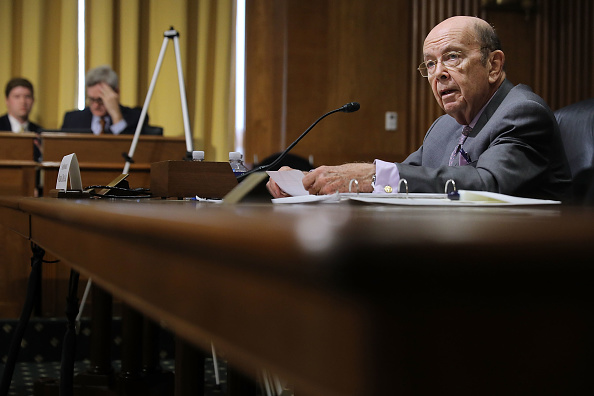Wilbur Ross「Commerce Secretary Wilbur Ross Testifies To Senate Finance Committee On Current And Proposed Tariffs」:写真・画像(0)[壁紙.com]