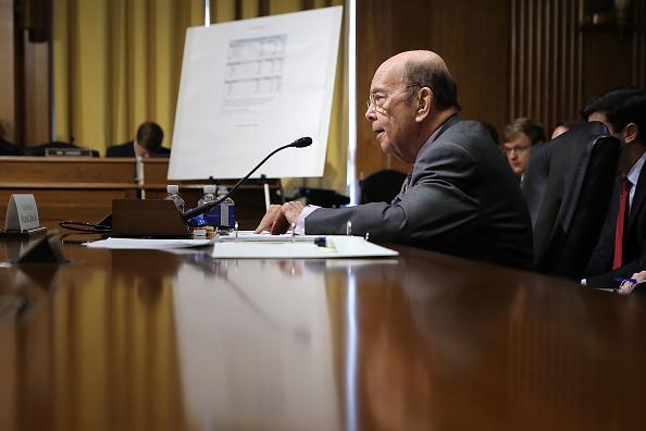 Wilbur Ross「Commerce Secretary Wilbur Ross Testifies To Senate Finance Committee On Current And Proposed Tariffs」:写真・画像(13)[壁紙.com]
