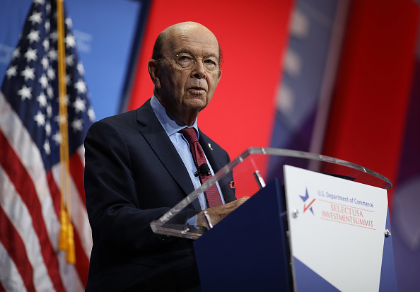 Wilbur Ross「Wilbur Ross Delivers Remarks At Commerce Department Investment Summit」:写真・画像(5)[壁紙.com]