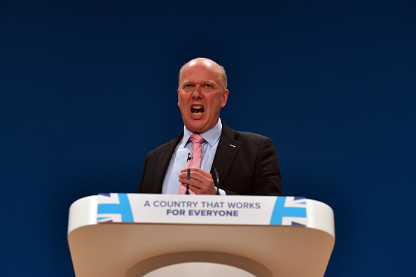 Finance and Economy「The Conservative Party Conference 2016 - Day Two」:写真・画像(4)[壁紙.com]