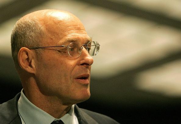 Tim Boyle「Treasury Secretary Hank Paulson Visits Chicago Board Of Trade」:写真・画像(19)[壁紙.com]