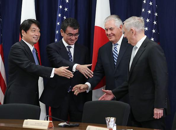 アメリカ合州国「Secretary Of State Tillerson And Defense Secretary Mattis Hosts U.S.-Japan Security Consultative Committee At State Dept.」:写真・画像(8)[壁紙.com]