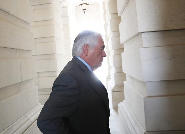 USA「Defense Secretary Mattis Holds Closed Briefing With House Representatives On Syria」:写真・画像(11)[壁紙.com]