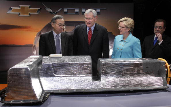 Lithium「GM Battery Begins Assembly Of Electric Battery For Its Volt Car」:写真・画像(6)[壁紙.com]