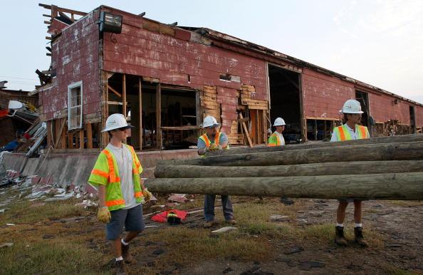 Hurricane Ike「Coastal Texas Faces Heavy Damage After Hurricane Ike」:写真・画像(19)[壁紙.com]