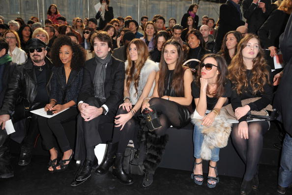 Francois Durand「Louis Vuitton - PFW - Ready To Wear - Fall/Winter 2011 - Front Row」:写真・画像(7)[壁紙.com]