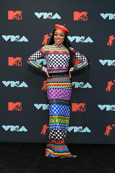 Beret「2019 MTV Video Music Awards - Press Room」:写真・画像(13)[壁紙.com]