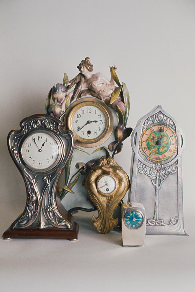 Five Objects「Art Nouveau」:写真・画像(0)[壁紙.com]