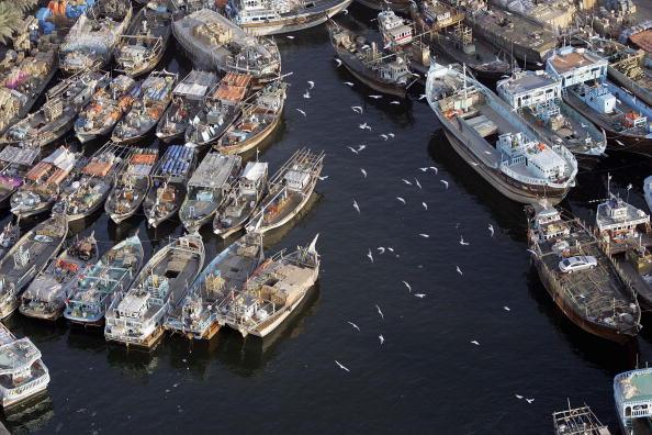 Dubai Creek「Dubai Economy Booms」:写真・画像(9)[壁紙.com]