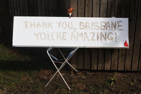 Suburb「Brisbane Recovery Begins After Devastating Floods」:写真・画像(12)[壁紙.com]