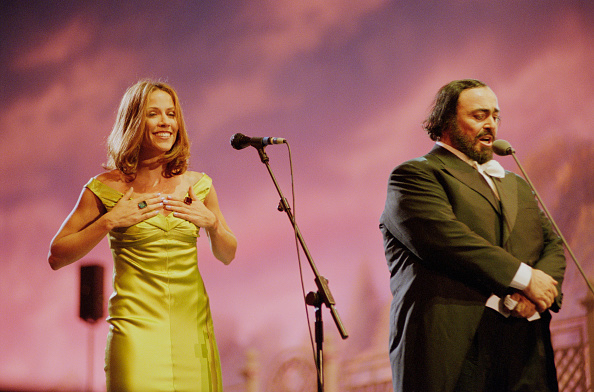 Classical Musician「Pavarotti And Friends For War Child Benefit Concert」:写真・画像(19)[壁紙.com]