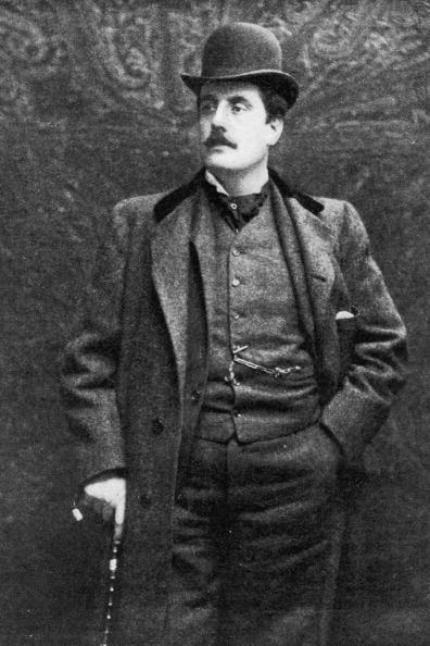 Classical Musician「Giacomo Puccini」:写真・画像(10)[壁紙.com]