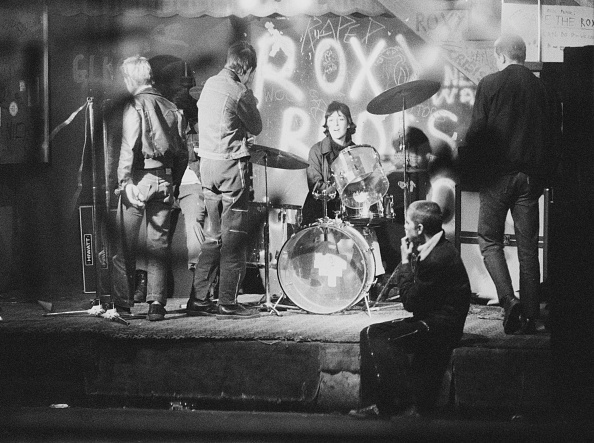 Punk Music「The Roxy」:写真・画像(14)[壁紙.com]