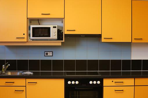 Color Image「Colorful kitchen.」:スマホ壁紙(16)