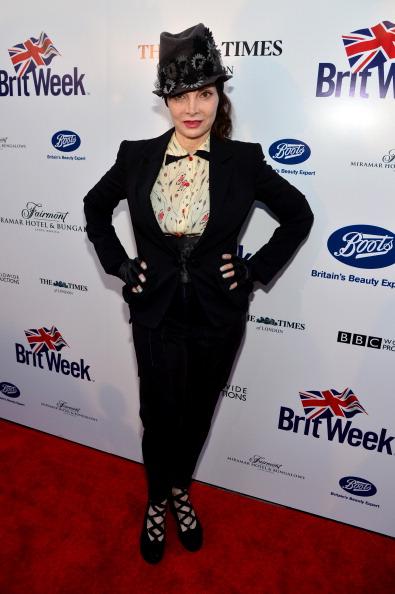 Choreographer「8th Annual BritWeek Launch Party - Red Carpet」:写真・画像(16)[壁紙.com]