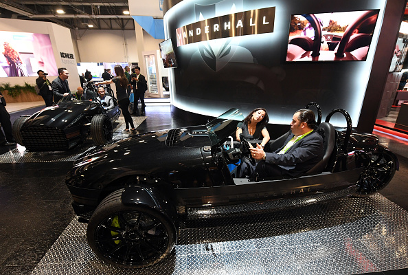 Lithium「Latest Consumer Technology Products On Display At Annual CES In Las Vegas」:写真・画像(6)[壁紙.com]