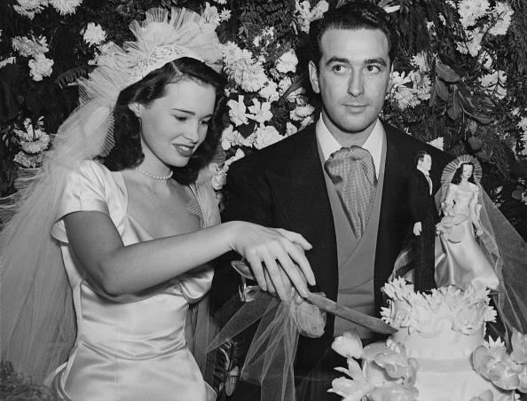 1940-1949「Vanderbilt Marries DiCicco」:写真・画像(14)[壁紙.com]