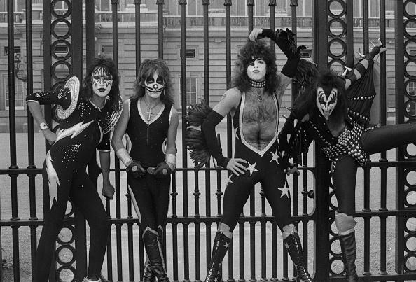 1976「Kiss Arrive In London」:写真・画像(14)[壁紙.com]