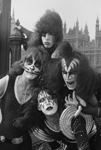 1976「Kiss Arrive In London」:写真・画像(19)[壁紙.com]