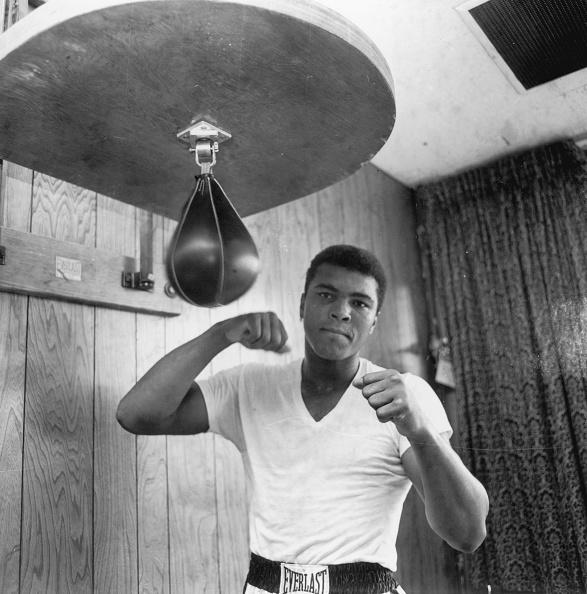 ボクシング「Ali In Training」:写真・画像(6)[壁紙.com]