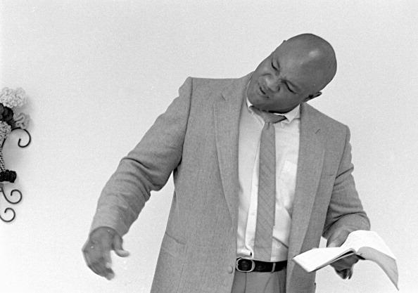 George Foreman「George Foreman Preaches」:写真・画像(16)[壁紙.com]