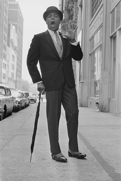 Pinstripe「Muhammad Ali In New York」:写真・画像(1)[壁紙.com]