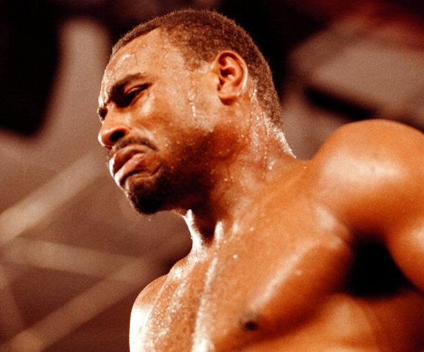 WBC「Oliver McCall」:写真・画像(5)[壁紙.com]