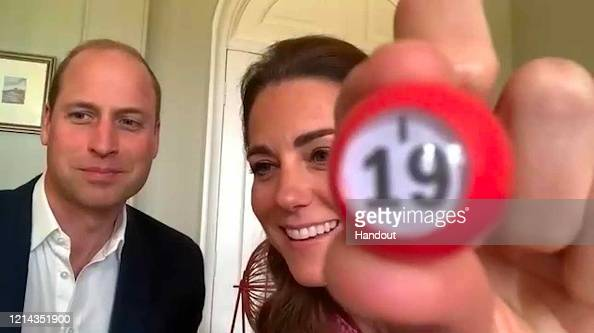 William S「The Duke And Duchess Of Cambridge Thank Social Care Workers Across The UK」:写真・画像(3)[壁紙.com]