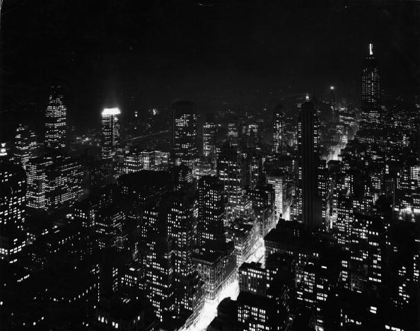 Empire State Building「Night New York」:写真・画像(6)[壁紙.com]