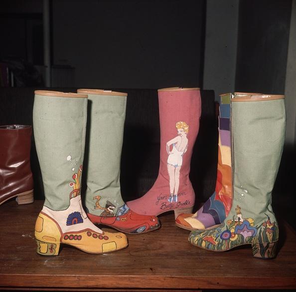 1970-1979「Ego Boots」:写真・画像(17)[壁紙.com]