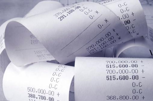 Counting「Printout paper rolls」:スマホ壁紙(15)