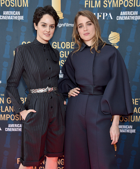 Motion Picture Association of America Award「HFPA's 2020 Golden Globes Awards Best Motion Picture - Foreign Language Symposium」:写真・画像(11)[壁紙.com]