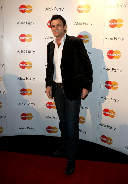 Adam Gilchrist「RSFF S/S 2008/09: Alex Perry Mastercard Charity Show - Arrivals & Catwalk」:写真・画像(14)[壁紙.com]