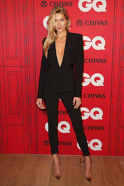Jessica Hart「GQ Men Of The Year Awards」:写真・画像(11)[壁紙.com]
